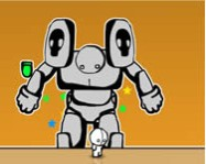 Dance of the robot online t�nc j�t�k