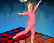Dancing Hilary online